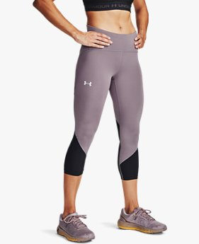 Women's UA Fly Fast 2.0 HeatGear® Crop